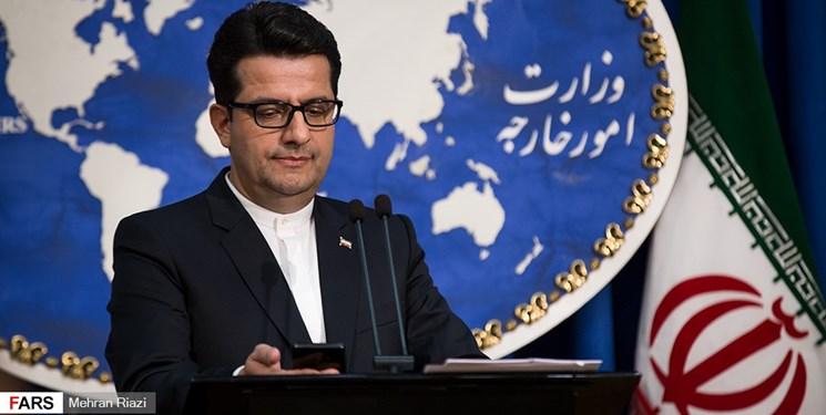 همدردی سخنگوی وزارت خارجه ایران با دولت و ملت ترکیه