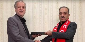 صادقیان رسما مدیرعامل باشگاه تراکتور شد