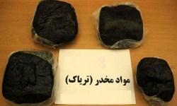کشف 731 کیلو تریاک در فیروزآباد