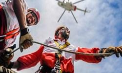 تلاش برای پیدا کردن ۵ کوهنورد مفقودی در ارتفاعات «دریاچه تار» دماوند/ بالگرد به ارتفاعات  اعزام شد