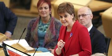 وزیر اول اسکاتلند: جانسون خطرناک و برای اداره بریتانیا نامناسب است