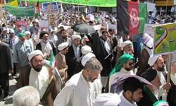 اعلام آمادگی تشکلهای مهاجرین افغانستانی مقیم مشهد برای حضور در راهپیمایی روز قدس