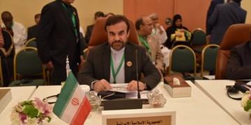 آمادگی ایران برای به اشتراک گذاشتن تجارب مقابله با تحریمهای یکجانبه به اعضای دی-هشت
