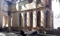 6سال حبس در انتظار مجرمان آتش سوزی کاخ سرهنگآباد زواره