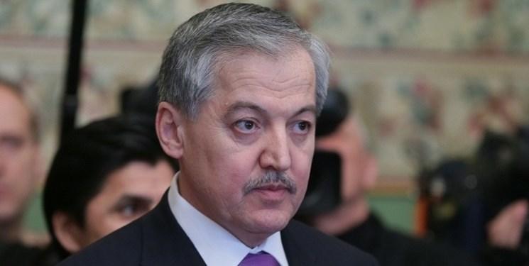 وزیر خارجه تاجیکستان وارد تهران شد