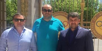 امضای تفاهم نامه فدراسیونهای تیراندازی ایران و ارمنستان