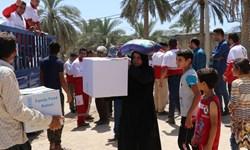 آغاز طرح «فطرانه» در مناطق سیلزده با توزیع 20 هزار بسته غذایی
