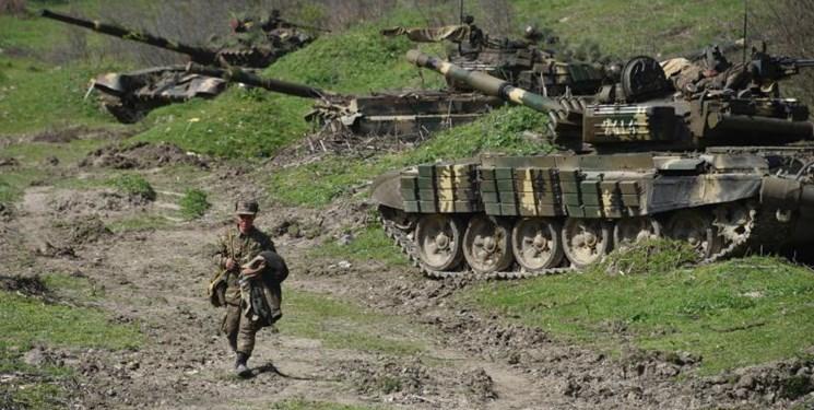 تکرار ادعای اعزام جنگجویان خارجی به قرهباغ، این بار از زبان مسکو