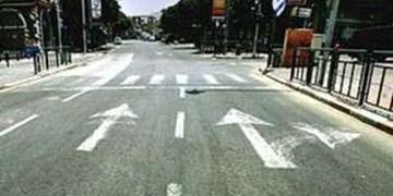 محور صالح آباد-ایلام به سبب بار ترافیکی یکطرفه شد