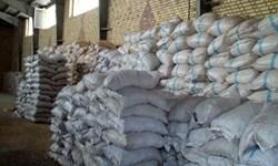 کشف 16 تن شکر خارج از شبکه در شیراز