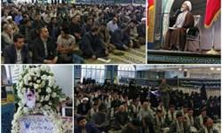 برگزاری آیین بزرگداشت امام خمینی(ره) در اقلید