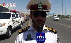 محدودیت 4 روزه در محور هراز/ ترافیک نیمه سنگین در محورهای شرق تهران