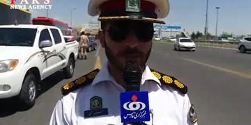 ترافیک سنگین به سمت تهران/ «هراز» یک طرفه شد