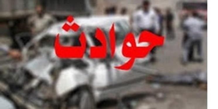 برخورد دو پراید در مشگین شهر به مصدومیت ۹ نفر منجر شد