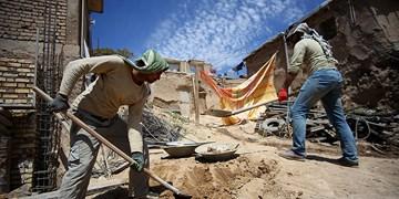 کمکمومنانه| کمک در ساخت مسکن محرومان بسیجی آزادشهری را صاحبخانه کرد