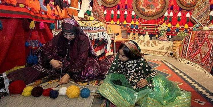۴۰۰ شغل صنایعدستی در خراسان شمالی ایجاد میشود
