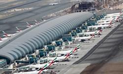 شلوغترین مسیر هوایی جهان از ترس کرونای آفریقایی بسته شد/ لغو  پروازهای مستقیم امارات به انگلیس