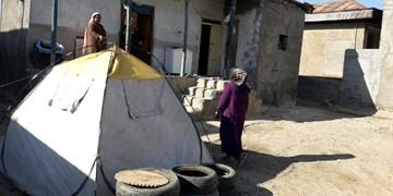 «کمبود مصالح» در مناطق سیلزده گلستان/ کندی چرخ بازسازی