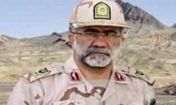 رهام بخش حبیبی فرمانده انتظامی فارس شد