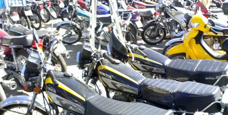 راهاندازی ۱۱ پارکینگ موتورسیکلت در هسته مرکزی شهر قم
