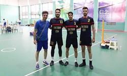 مدالآوران تیم سپکتاکرا در مسابقات قهرمانی آسیا به کرمانشاه بازگشتند