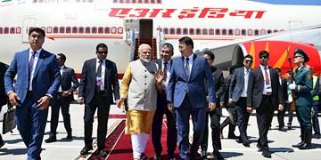استقبال قرقیزها از نخستوزیر هند + تصاویر