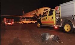 یمن بار دیگر فرودگاه سعودی ابها را بمباران کرد