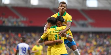 انتخابی جام جهانی| پیروزی برزیل و تداوم صدرنشینی/آرژانتین مقابل کلمبیا متوقف شد