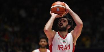 نیکخواهبهرامی: حضور بسکتبال ایران در المپیک مساوی با مدال طلا است/ نمیدانم چه کسانی پاداشها را تصویب کرده اند