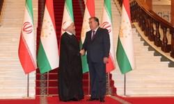 رئیس جمهور تاجیکستان نوروز را به همتای ایرانی خود تبریک گفت