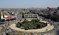 فیلم | رسانهها از شلیک راکت به سفارت آمریکا در منطقه سبز بغداد خبر دادند
