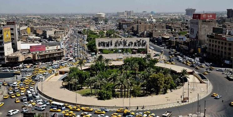 فیلم  رسانهها از شلیک راکت به سفارت آمریکا در منطقه سبز بغداد خبر دادند