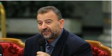 نایب رئیس دفتر سیاسی جنبش حماس با خرازی دیدار میکند