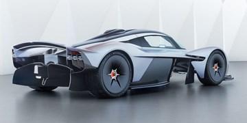 تولید خودروی مسابقه ای قدرتمند استون مارتین
