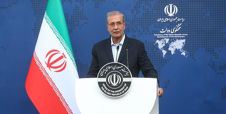سخنگوی دولت: هرگونه شایعه درباره قرنطینه تهران یک دروغ بزرگ است