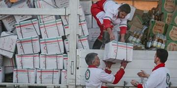 ارسال سومین محوله امدادی بوشهر به زلزله زدگان سی سخت