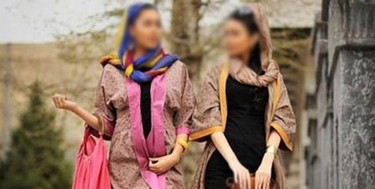 فارس من| تولید زیرزمینی مانتوی جلوباز و شلوارهای پاره نتیجه تبلیغات در فضای مجازی