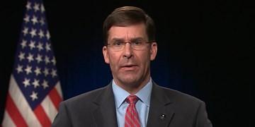 اسپر: قصد نداریم واکنش تُندی به آزمایشهای موشکی کره شمالی نشان دهیم