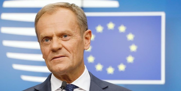 پیشنهاد تاسک به اتحادیه اروپا برای موافقت با درخواست تعویق برگزیت