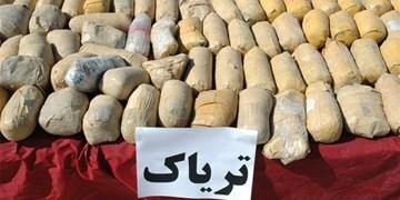 ناکامی قاچاقچیان در انتقال 995 کیلو مواد مخدر در هرمزگان