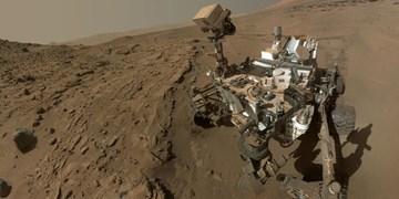رفتار «سیاره سرخ» با مریخنورد ناسا+تصاویر