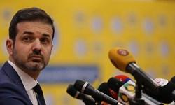 کنفرانس خبری سرمربی استقلال در تبریز