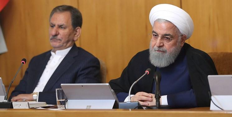 روزهای بیرمق روحانی/ رئیسجمهور یا جهانگیری فرمانده ستاد مبارزه با کرونا باشند