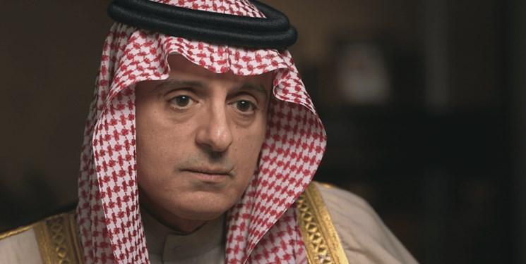 لفاظی تازه سعودیها    الجبیر: باید هر کاری جهت فشار بر ایران انجام داد