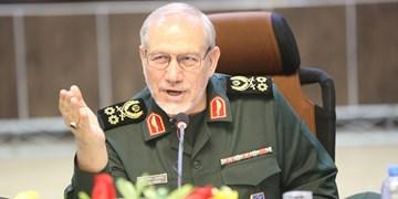 سرلشکر صفوی: مهمترین رسالت سپاه کمک به عمق بخشی خارجی و دفاعی انقلاب اسلامی است