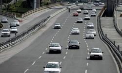 تردد 289 هزار خودرو در جادههای آذربایجانشرقی/ کاهش ۶۶ درصدی ترددها