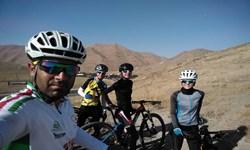 تلاش دوچرخهسواران فارسی برای ورود به مسابقات آسیایی لبنان