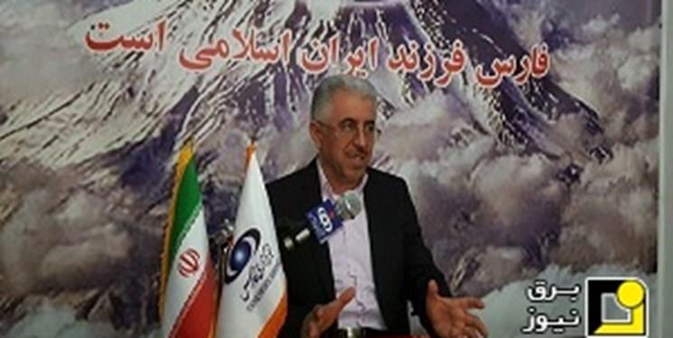 افتتاح و کلنگزنی ۵۳ پروژه برقرسانی دهه فجر در کردستان