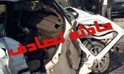 سناریو بیپایان مرگ در جادههای فارس/3 کشته و 7 مصدوم در محور قطرویه-سیرجان