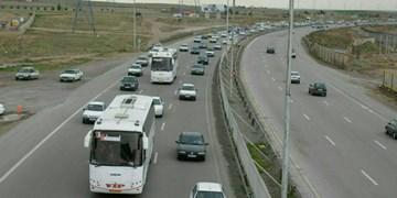 ثبت بیش از ۳۹ میلیون تردد در محورهای مواصلاتی استان اردبیل